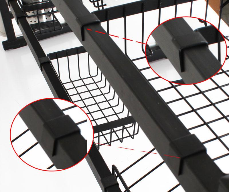 قابلیت جا بجایی سبدهای آبچکان پشت پنجره آلبا