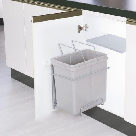 سطل زباله روی درب کابینت آدلان مدل 817-ایمایراق