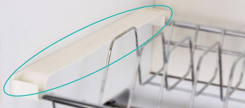 پایه آبچکان قابل نصب داخل یونیت | ایما یراق