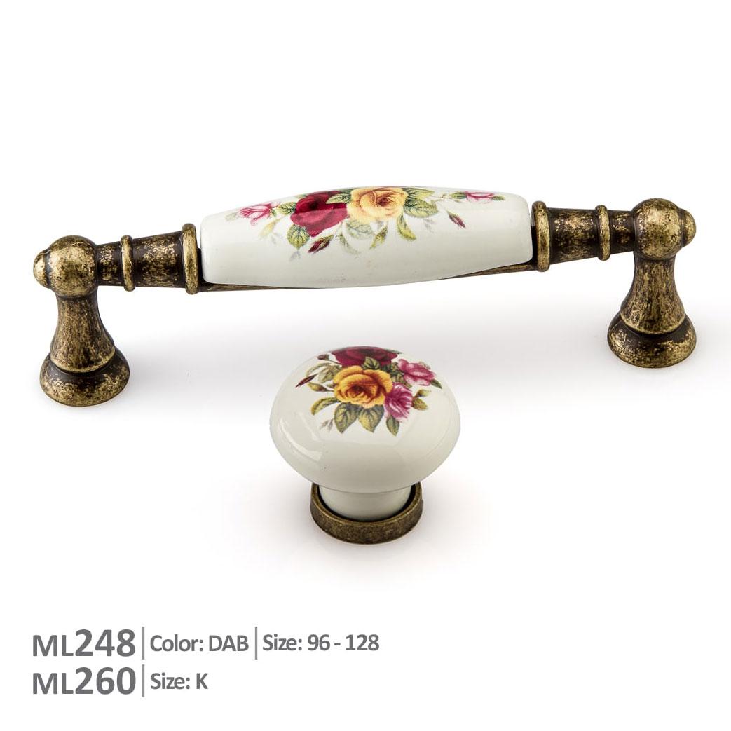 دستگیره سرامیکی مدل ML248