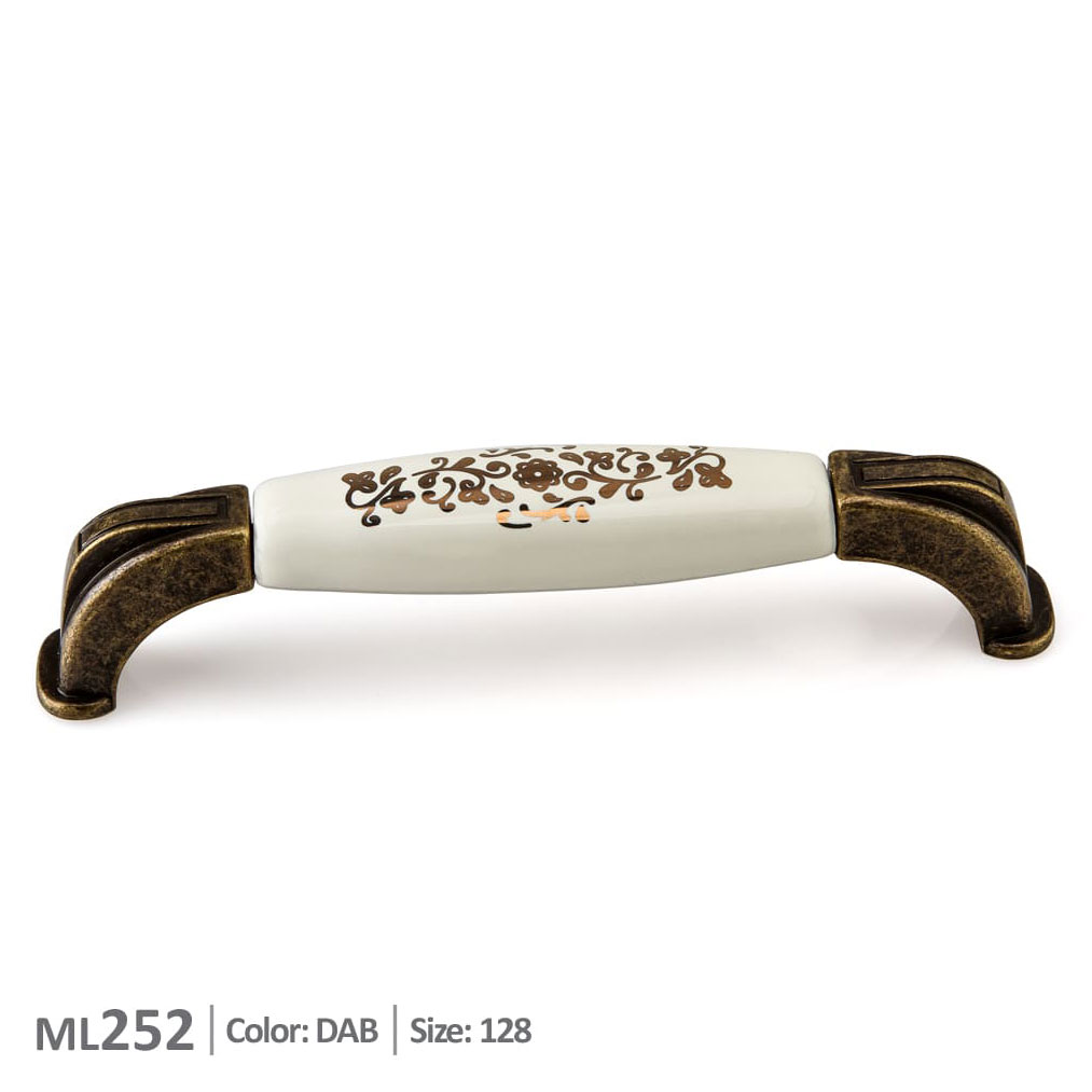 دستگیره کابینتی مدل ML252 ملونی