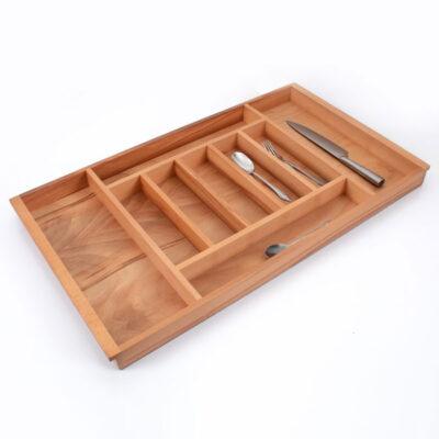 تقسیم کننده کشو چوبی راش