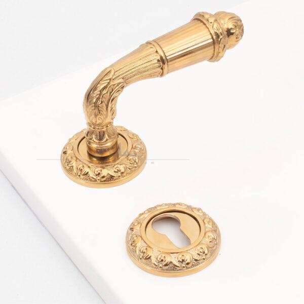 دستگیره در دو تیکه دیاکو مدل دریم (Dream) طلایی-ایمایراق
