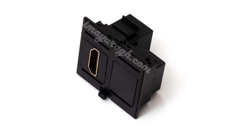 پورت HDMI پریز توکار 10046