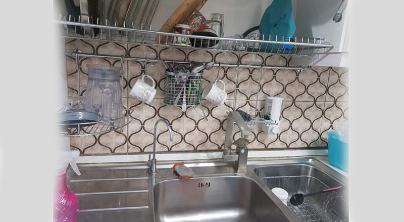 انواع آبچکان های داخل یونیت کابینت